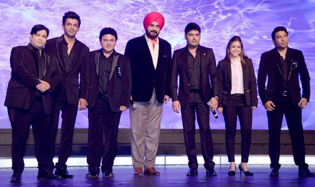 kapil sharma team