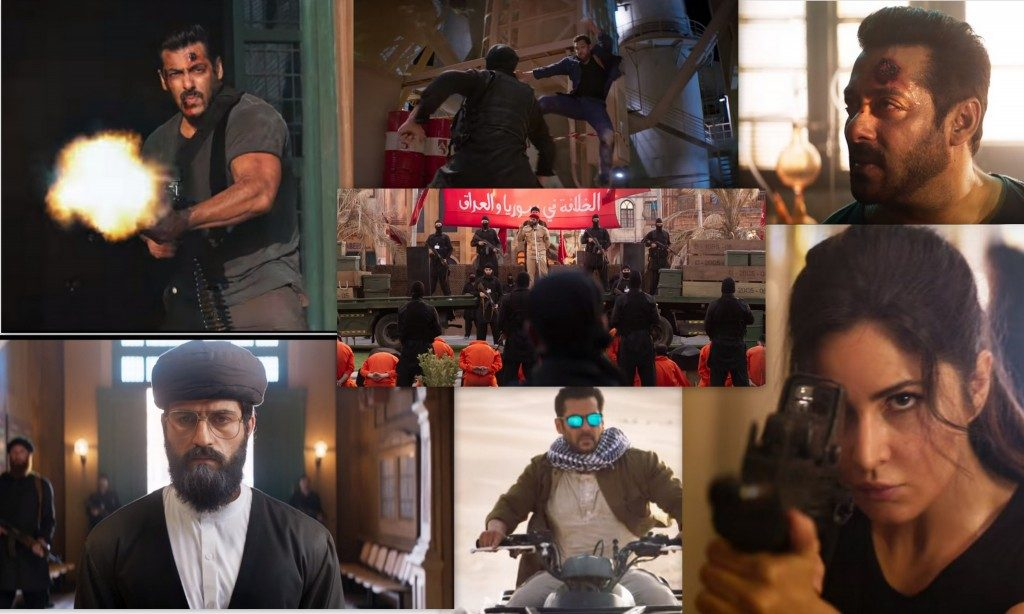 Despite Ban, Here's How A Bhai Fan In Pakistan Managed To Screen Tiger Zinda Hai For His Friends And Family