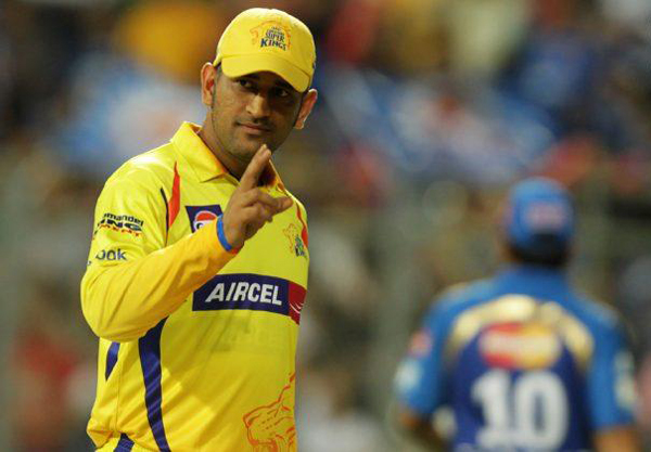 Video: CSK Skipper MS Dhoni Gets Emotional Talking About Team's Return After Two Year's Ban