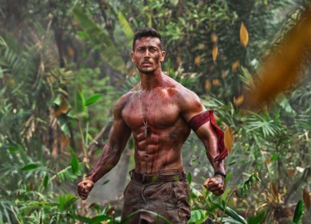Tiger Shroff And Disha Patani's Baaghi 2 Is Off To Monstrous Start At The Box Office