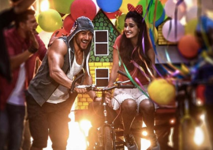 Tiger Shroff And Disha Patanis Baaghi 2 Is Off To Monstrous Start At The Box Office