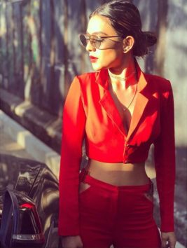 Nia Sharma Gives A Benefiting Reply To Those Who Accused Her Of Repeating Outfits