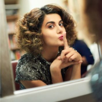 Taapsee Pannu Has A Heartening Message For A Fan Who Proposed Her