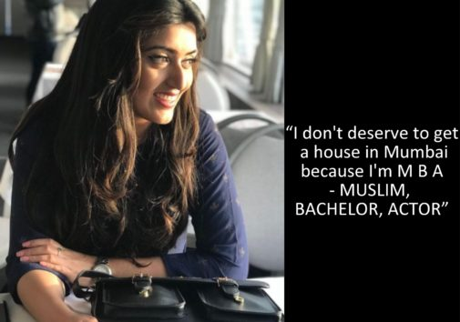 Actress Shireen Mirza Pens A Upsetting Post After Being Denied A Flat In Mumbai