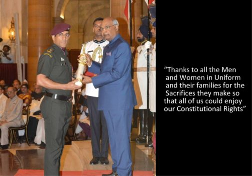 MS Dhoni Posts A Heartening Message After Receiving The Glorious Padma Bhushan