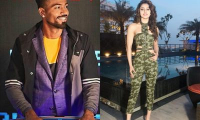 Hardik Pandya Poses For A Pic With Urvashi Rautela And Internet Starts Speculations About Their Love Story