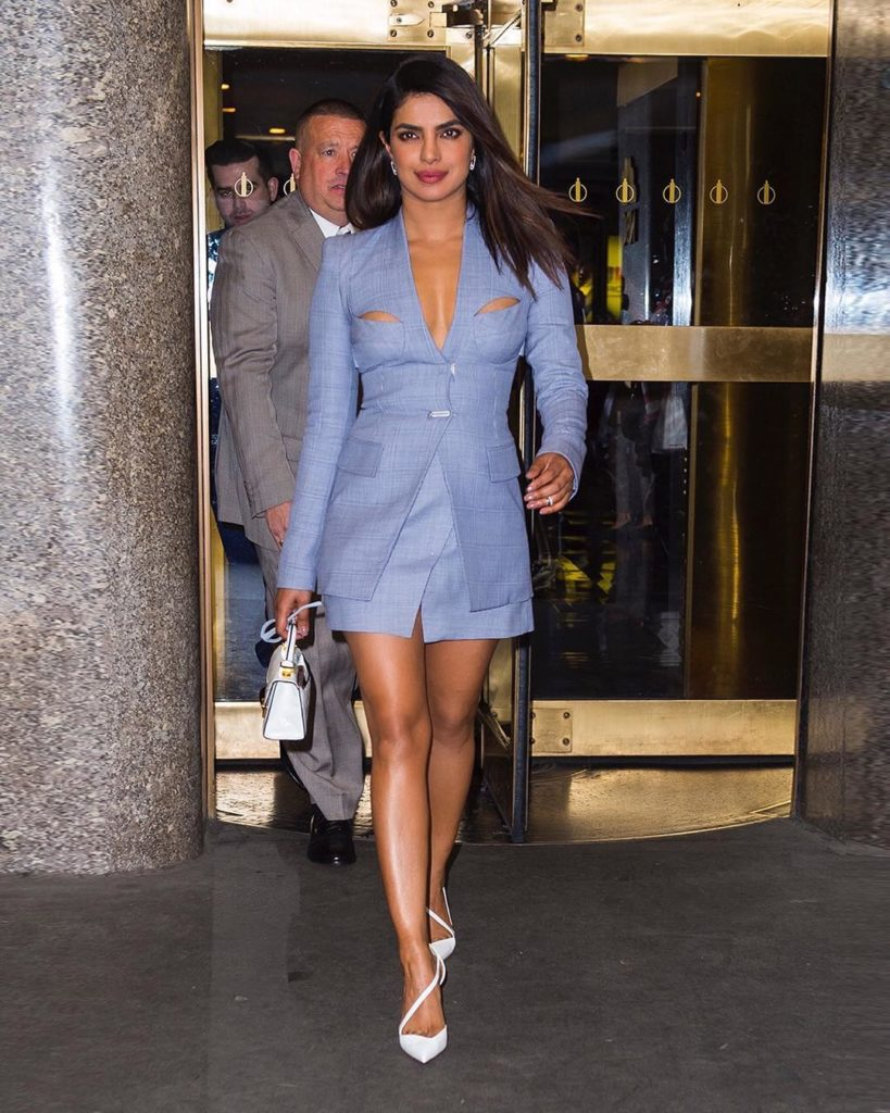 Priyanka Chopra Just Wore A Stylish Blazer And Like Always It Turned Into A Meme-Fest