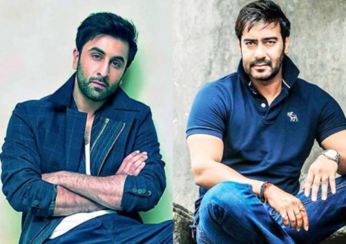 Ajay Devgn And Ranbir Kapoor To Come Together For A Love Story Film And We're Excited As Hell
