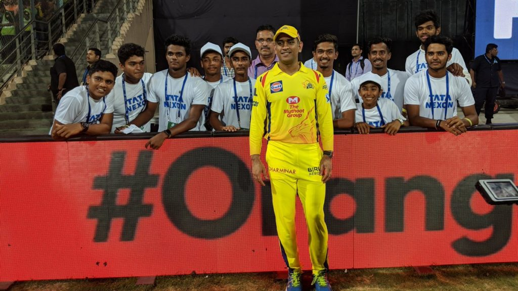 Ranveer Singh Was Present For The First Qualifier Match Between CSK And SRH And Here's What He Has To Say On Dhoni