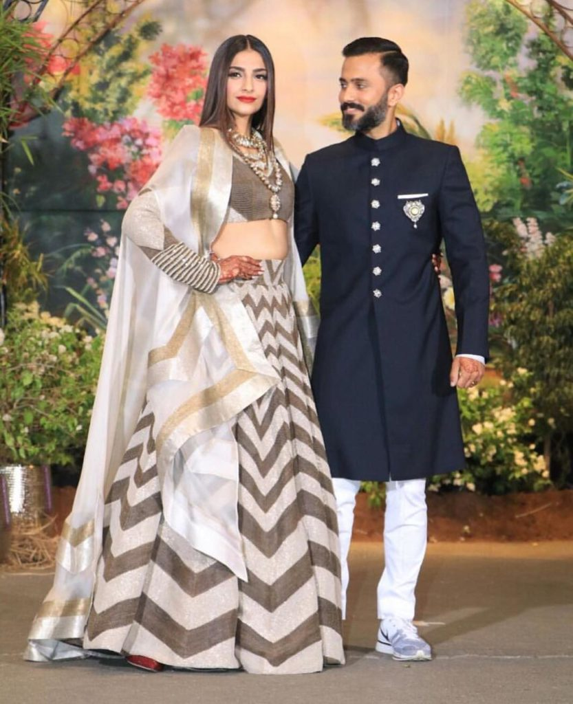 In Pictures The Best Dressed Celeb At Sonam Anand Reception (1)