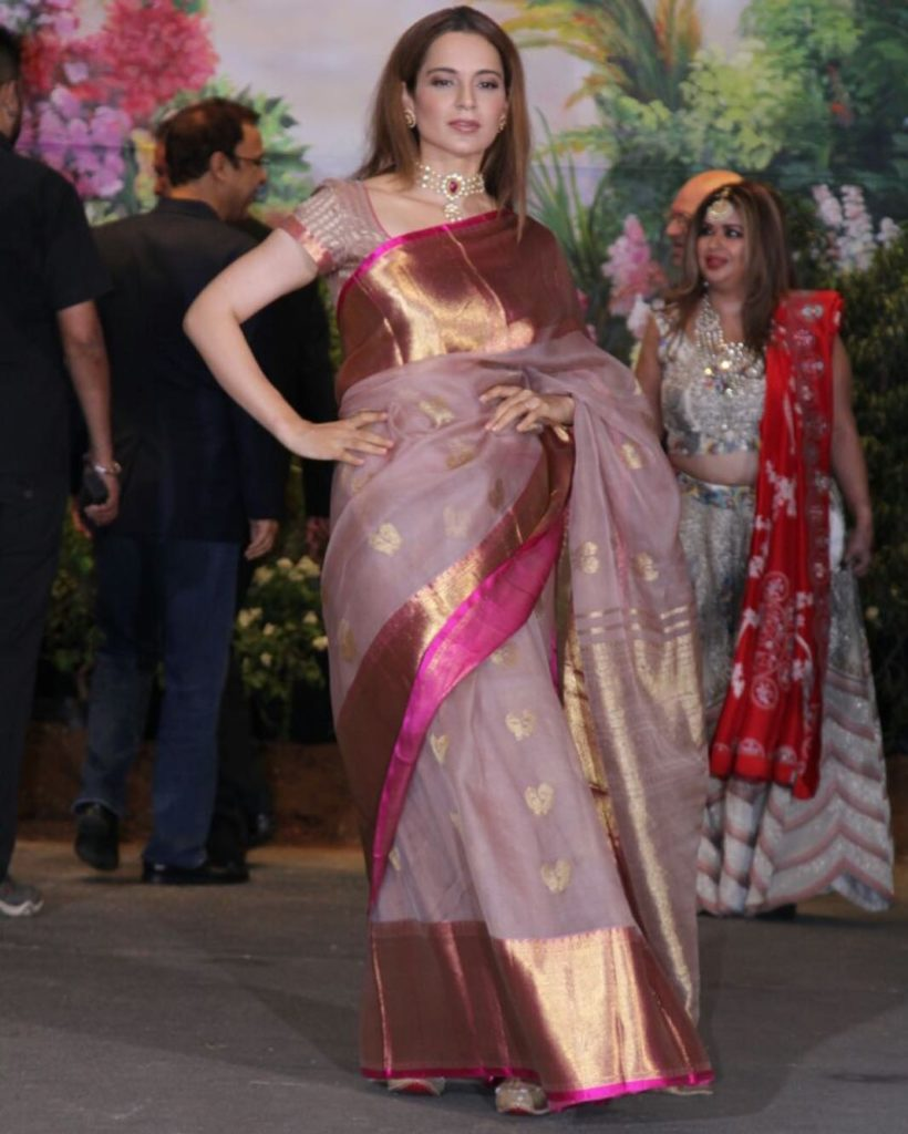 In Pictures The Best Dressed Celeb At Sonam Anand Reception (2)