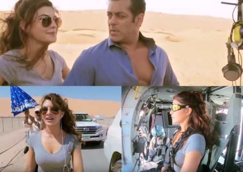 Race 3 Behind The Scenes: Check Out How Salman Khan Turned An Unhappy Director For His Gorgeous Actress Jacqueline Fernandez