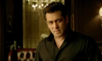 Salman Khan's Reply To Backlash Against Race 3 Trailer Is Witty Yet Clever