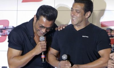 Salman Khan Smugly Gives An Epic Reaction To Journalist Who Asked Him About His Jail Term