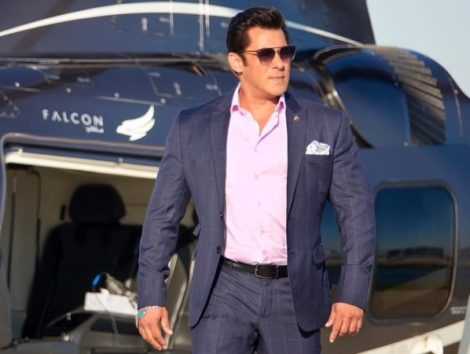 Guess What! Race 3 Is Salman Khan's 13th Consecutive 100 Crore Film, A Massive Record