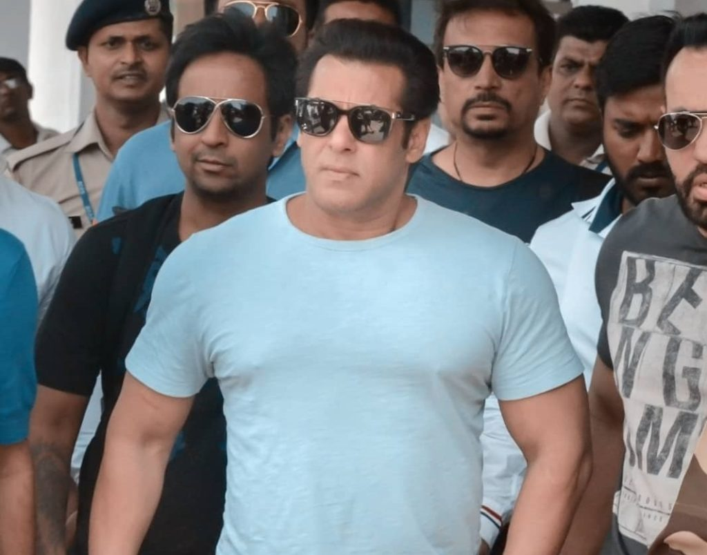 Is The Younger Generation A Threat For Salman Khan Here's What The Actor Wants To Say
