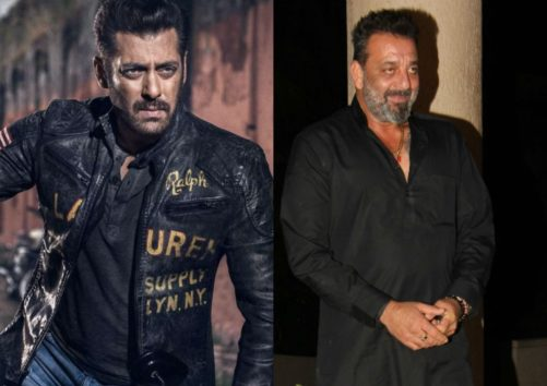 Salman Khan Feels Sanjay Dutt Should Have Played The Last Portion In His Biopic