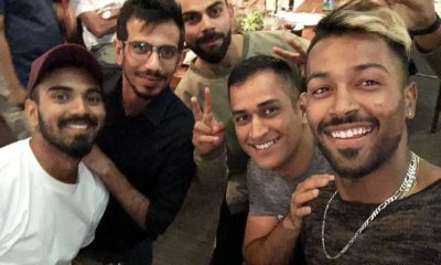 Yuzvendra Chahal Reveals A Funny Banter When He Called MS Dhoni 'Sir'