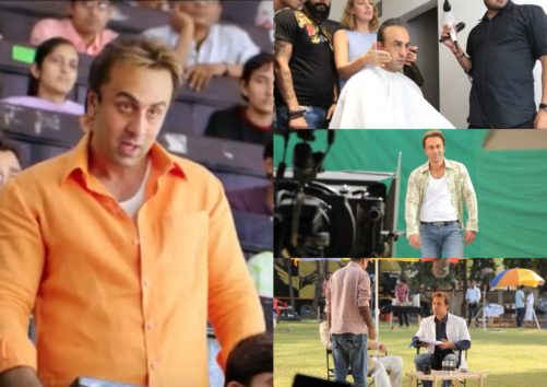 In Video Here Is Ranbir Kapoor's Transformation To Iconic Munna Bhai From Munna Bhai MBBS