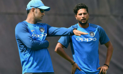 Kuldeep Yadav Narrates An Incident When MS Dhoni Lost His Cool On Him