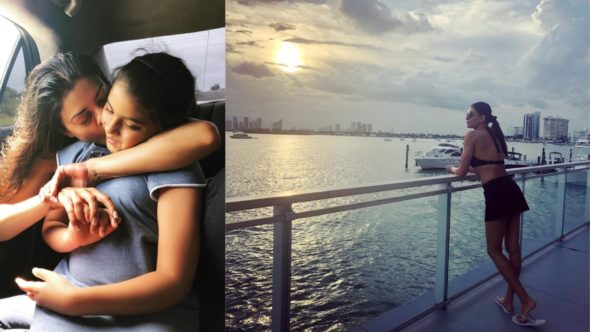 These Pictures Of Sushmita Sen Holidaying With Daughter Are Eye-catching