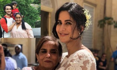 Aayush Sharma Is Clueless That Why Arpita Deleted The Picture Of Katrina Kaif Hugging Salman Khan's Mother