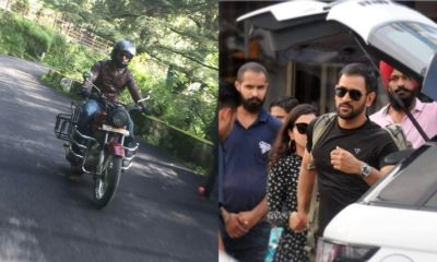 For The People Of Shimla Watch Out, MS Dhoni Is On The Streets Riding A Royal Enfield