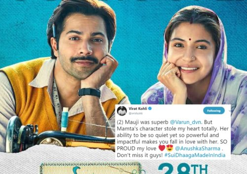 15 Tweets You Need To See Before Watching Sui Dhaaga