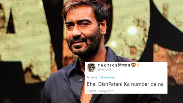 10 Memes You Need To See After Ajay Devgn Shared Kajol's WhatsApp Number On Twitter