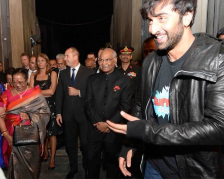 President Of India Ram Nath Kovind Drops By On The Sets Of Ranbir Kapoor and Alia Bhatt's Brahmastra In Bulgaria