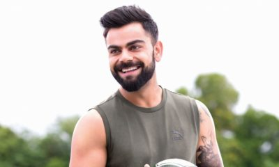 Rested From The Asia Cup, Virat Kohli Announces Acting Debut With A Dominant Poster