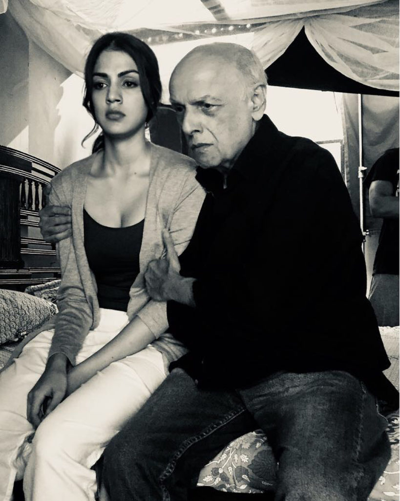 Rhea Chakraborty Gets Trolled For Sharing Cozy Pictures With Mahesh Bhatt (1)