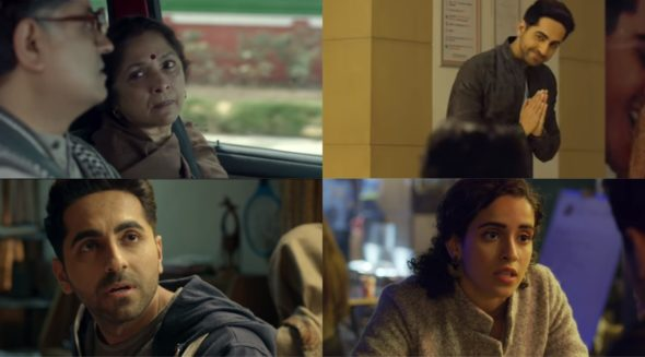 The Badhaai Ho Trailer Is Uncommon, Hilarious And Yet Convincing