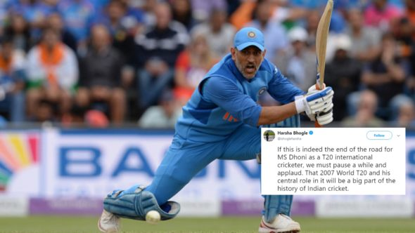 Breaking MS Dhoni Dropped From T20 Against West Indies & Australia, Here Is Why It Happened