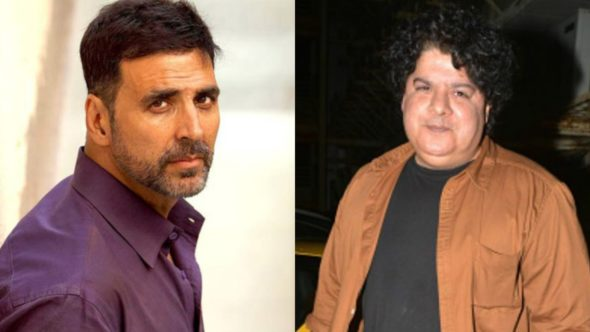 #MeToo Sajid Khan Steps Down As The Director Of Housefull 4, Akshay Kumar Cancels Film Shoot
