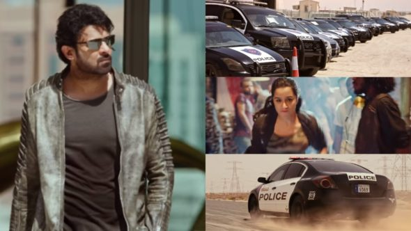 Prabhas, Shraddha Kapoor Starring Saaho Is An Hot-blooded Action Film, At Least This BTS Video Proves So