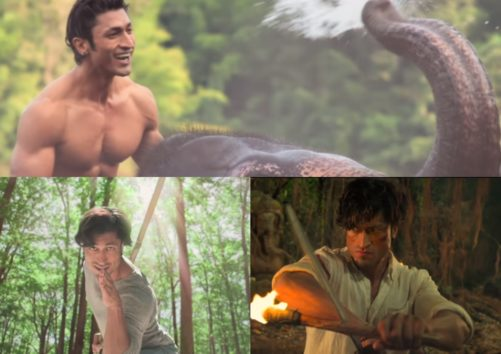 Vidyut Jammwal Starring Junglee Teaser Gives You The Impression Of An Optimistic Adventure Film