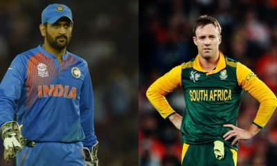 Want MS Dhoni To Retire From International Cricket, Ab De Villiers Doesn't Think So