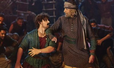 Collected 50 Crore On Day 1 & Now Aamir Khan's Thugs Of Hindostan Struggles To Cross Even 150 Crore Mark