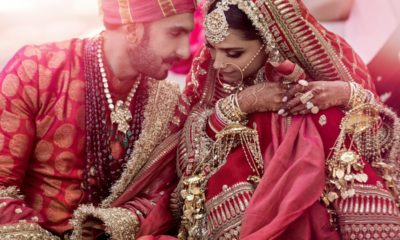 From Bollywood To Sports Fraternity, Here's How Celebrities Congratulated Ranveer Singh And Deepika Padukone On Their Wedding