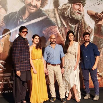 In Spite Of Negative Reviews, Thugs Of Hindostan Has Got Highest Day 1 Collection For Any Hindi Film