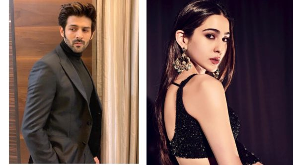 Kartik Aaryan Responds To Sara Ali Khan Dating Confession On KWK, Blushes Like A Juvenile