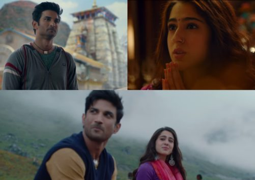 Kedarnath Trailer Sara Ali Khan Sways In Her Debut Film, Sushant Singh Rajput Continues To Amaze Us With His Talent