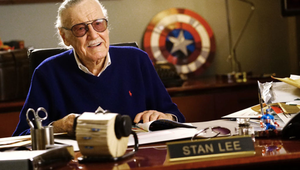 Marvel Legend Stan Lee Passes Away Captain America, Iron Man And Other Superheroes Mourn His Death
