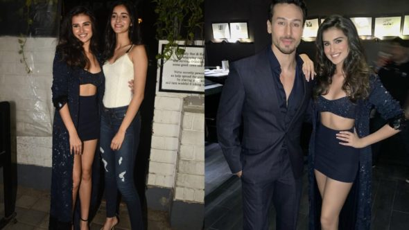 Pictures SOTY 2 Star Tara Sutaria Rings In Her 23rd Birthday With Ananya Pandey, Tiger Shroff & Punit Malhotra