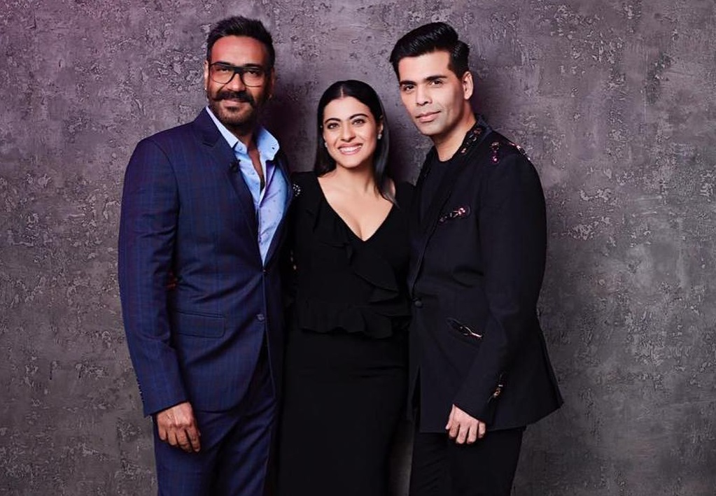 This Funny Banter Between Ajay Devgn & Kajol On KWK Shows This Is Going To Be A Worth Watching Episode