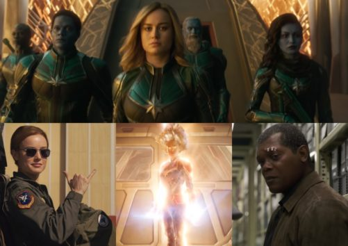 Captain Marvel Trailer Is Here And We Are Mesmerized Of Brie Larson As Carol Danvers