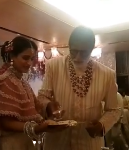 Mystery Solved! This Is The Real Reason Why Celebs Served Food At Isha Ambani's Wedding (1)