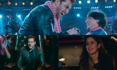 Shahrukh Khan And Salman Khan Present The Most Awaited Song Of The Year 'Issaqbaazi'