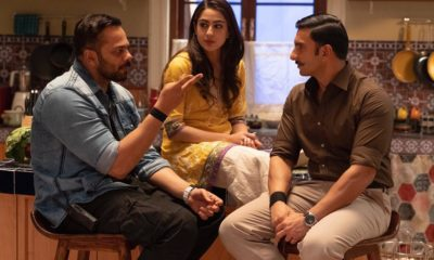 Simmba Box Office Collection Ranveer Singh, Sara Ali Khan's Film Witnesses Growth On Day 2